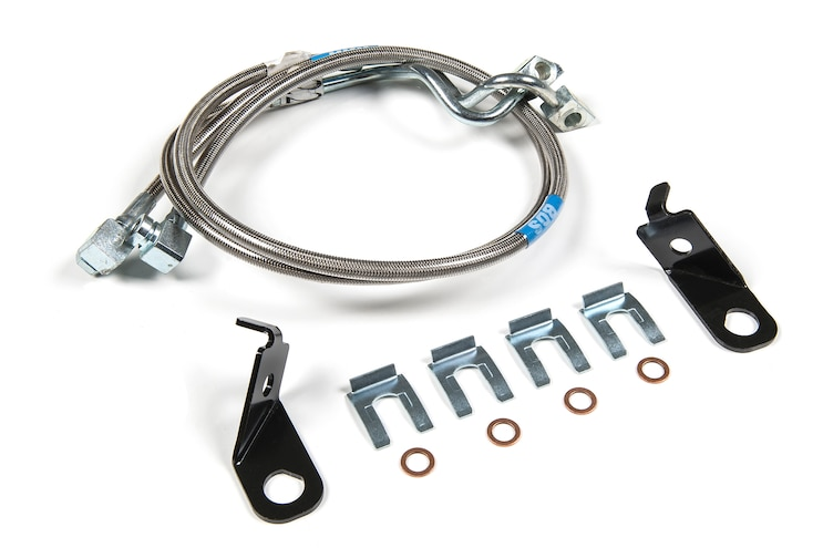 001 BDS Stainless Brake Lines