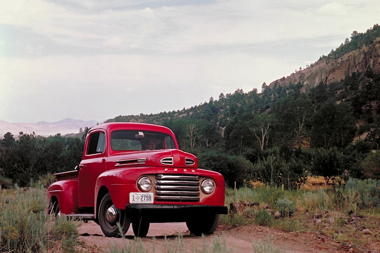 100 Years of Ford's Finest Pickups