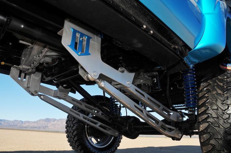 11 2014 Ford F 450 Poseidons Wrath Rear Control Arms