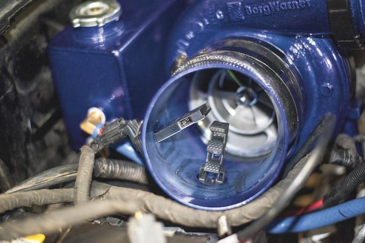 Deviant Race Part Compound Turbocharger Kit 040