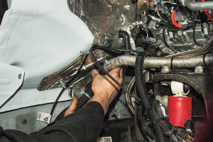Deviant Race Part Compound Turbocharger Kit 018