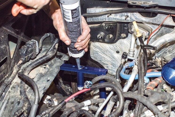 Deviant Race Part Compound Turbocharger Kit 009