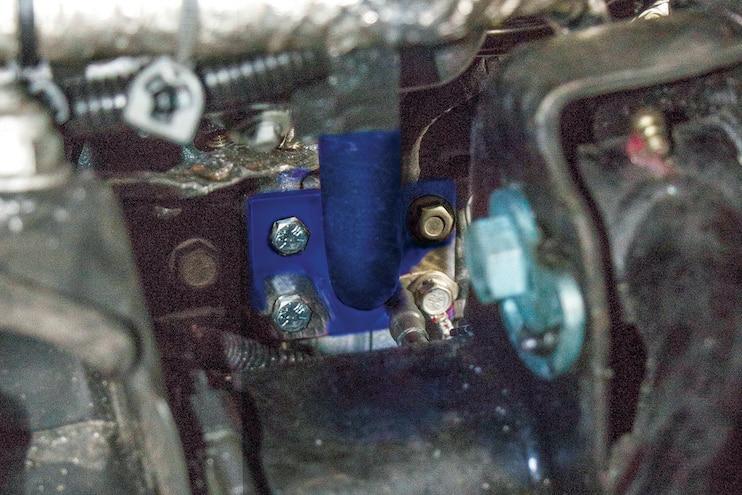 Deviant Race Part Compound Turbocharger Kit Engine Block Turbo Mount