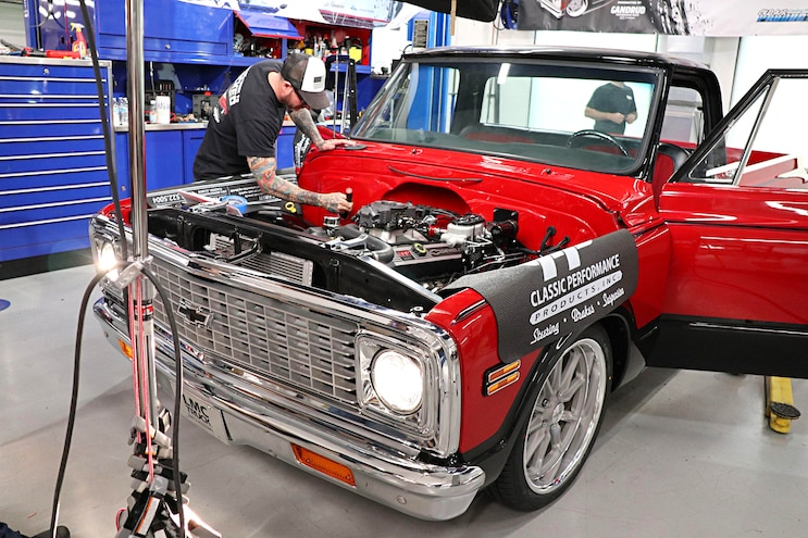Week to Wicked Day 5 1972 Chevy C10 Near Ready to Giveaway
