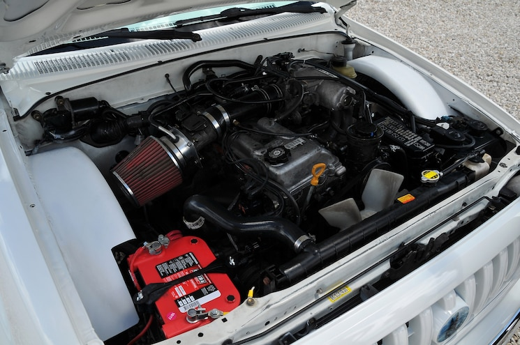 1998 Toyota Tacoma Last Minute Engine