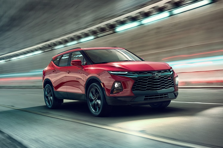 2019 Chevrolet Blazer Starts at $29,995