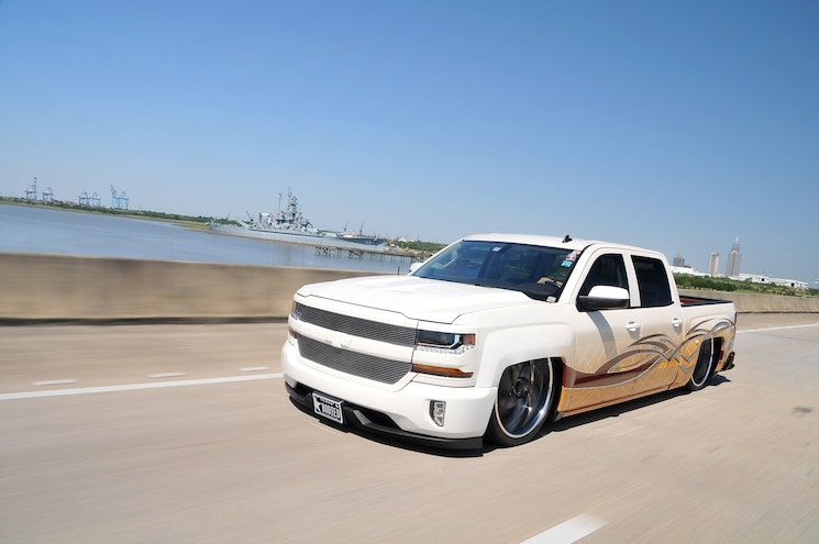 2014 Chevy Silverado 1500 Hurt Feelings Drive