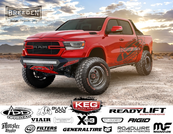 KEG 3 Breeden Dodge 2019 Ram 1500