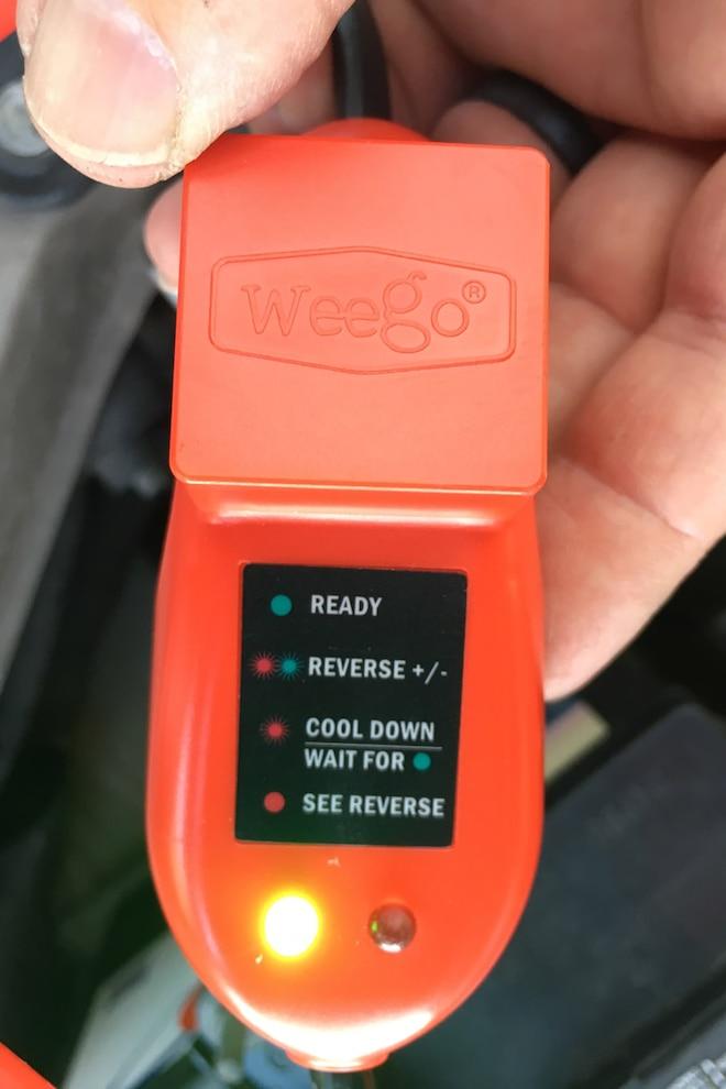 Detonation Dead Battery Woes Smarty Clamps Sensor