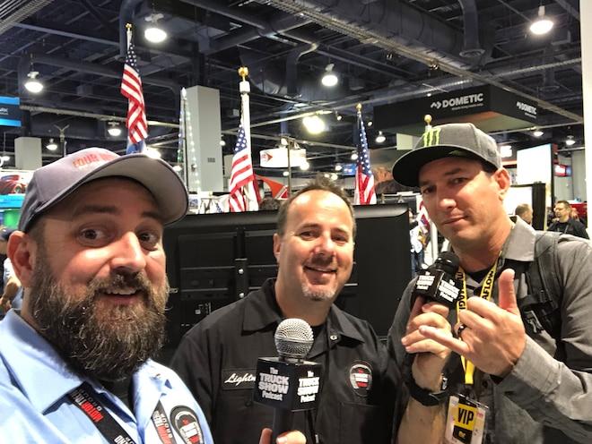 The Truck Show Podcast 2018 SEMA Bonus Episode 1 05