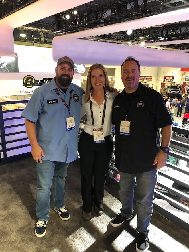 Truck Show Podcast Sema Day 2 Episode 36 5