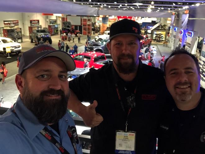 Truck Show Podcast Sema Day 2 Episode 36 8