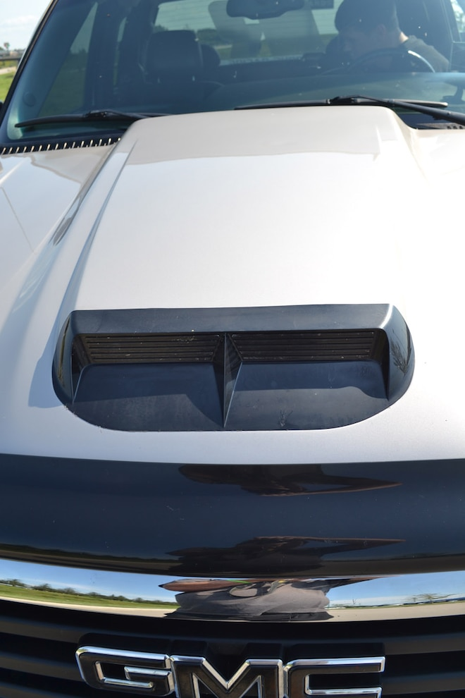 2006 Gmc Daily Destroyer Cowl Hood 13