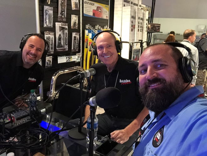 The Truck Show Podcast Episode 37 Sema Special 3 1