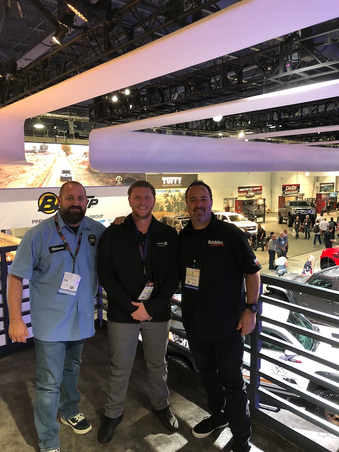 The Truck Show Podcast Episode 37 Sema Special 3 3