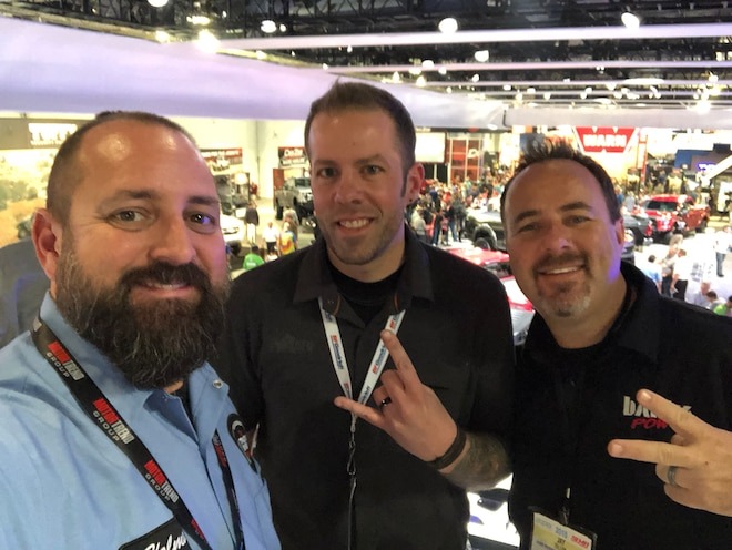 The Truck Show Podcast Episode 37 Sema Special 3 2