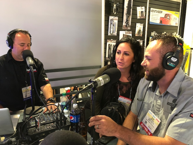 The Truck Show Podcast Episode 37 Sema Special 3 4