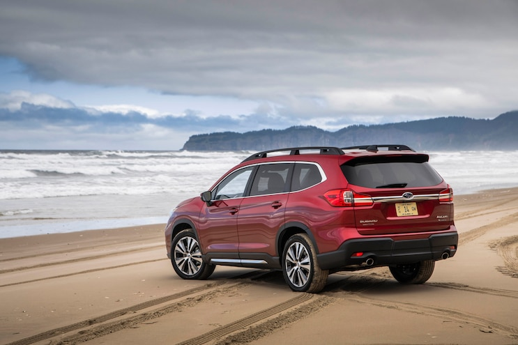 First Drive: 2019 Subaru Ascent
