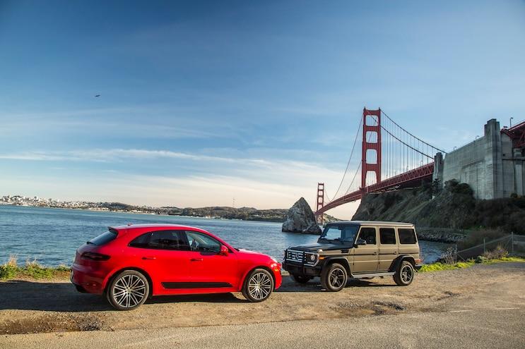 San Andreas Fault Mercedes And Porsche Road Trip San Francisco