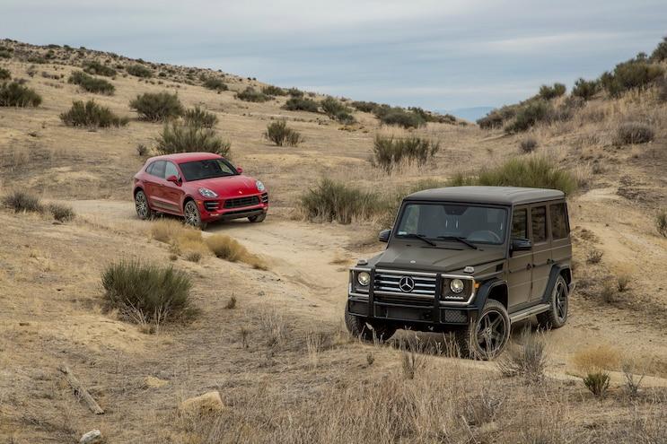 San Andreas Fault Mercedes And Porsche Road Trip Off Road