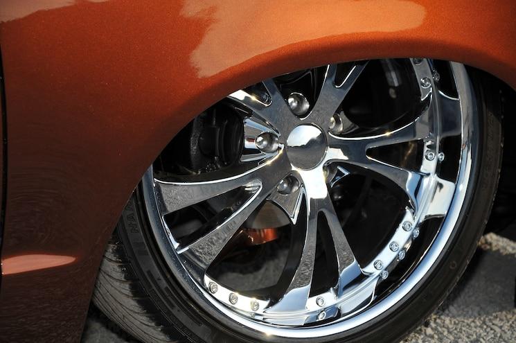 1987 Chevy S10 Three Times A Charm Wheel