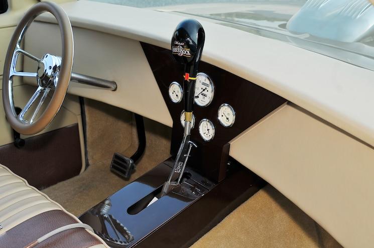 1987 Chevy S10 Three Times A Charm Interior