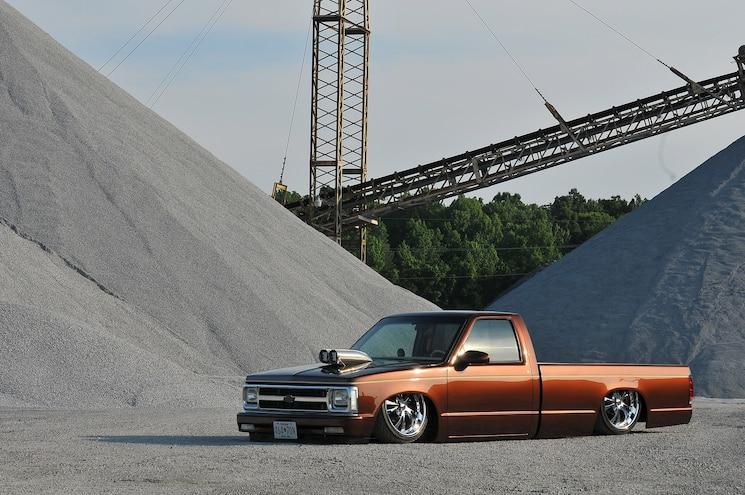 1987 Chevy S10 Three Times A Charm