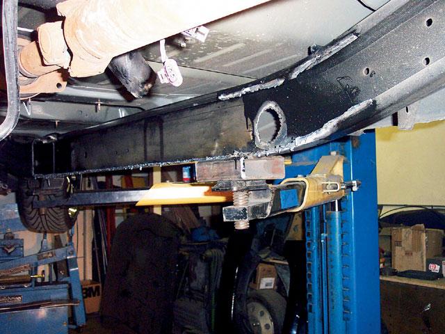 Stock Floor Body Drop Basics Chassis Amp Body
