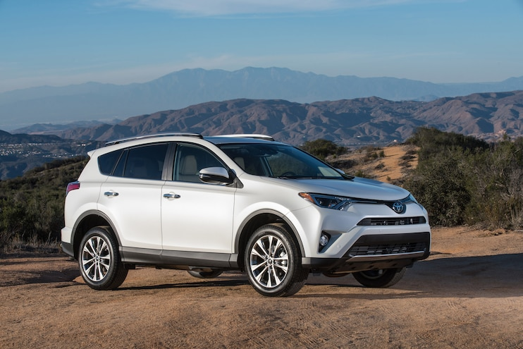 Pre-Owned: 2013 to 2017 Toyota RAV4