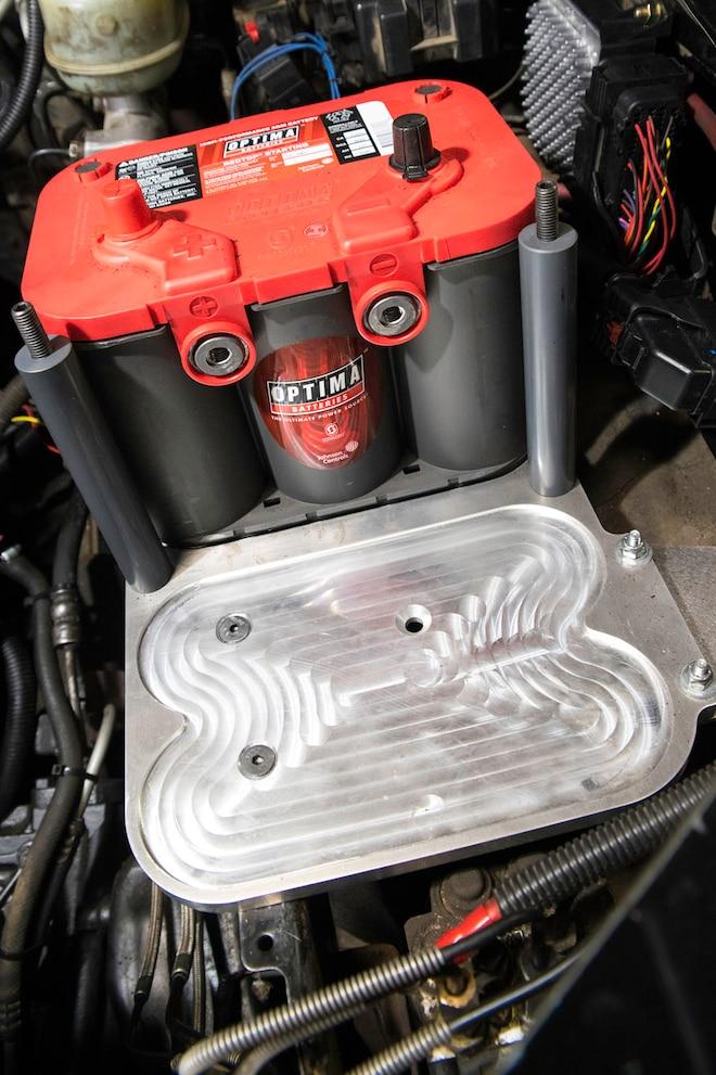Top Tech Diesel Battery