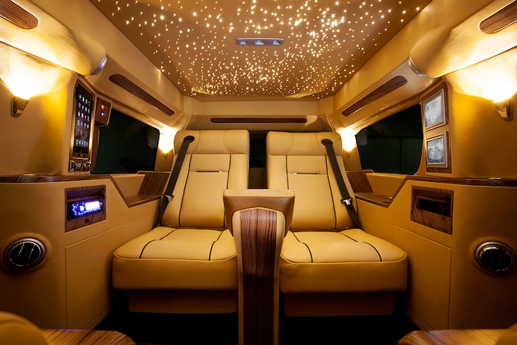 Lexani Luxes-Out Cadillac Escalade with Viceroy Edition