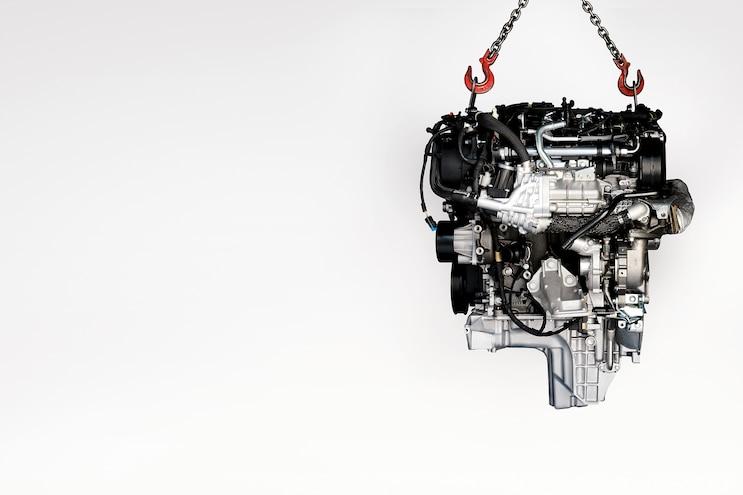 004 Land Rover Range Rover Td6 Diesel Engine
