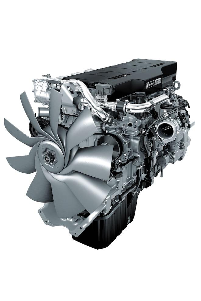 12 8L Detroit Diesel DD13 I-6 Diesel Engine