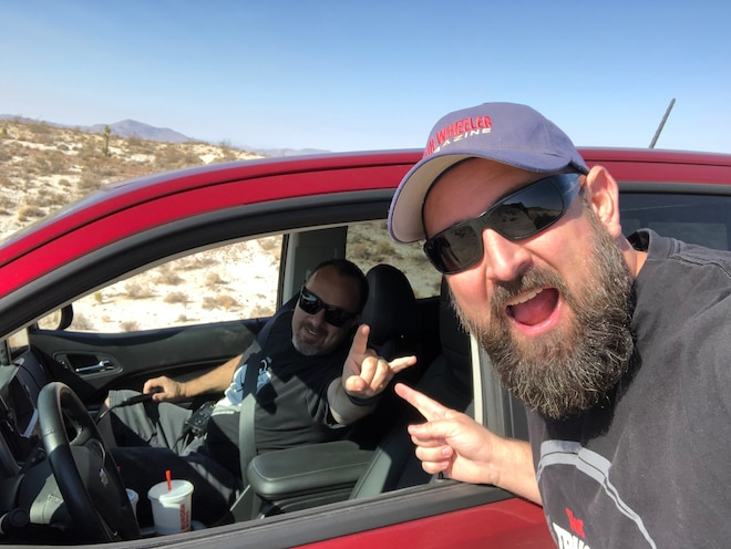 Episode 40 Truck Show Podcast 1