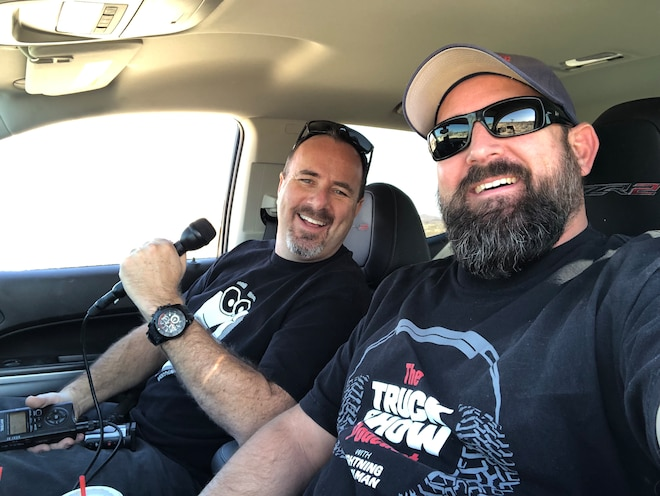 Episode 40 Truck Show Podcast 2