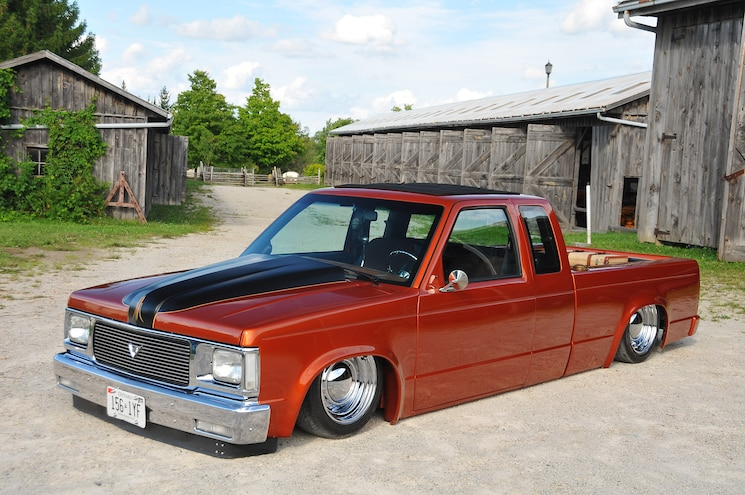 1985 Chevy S-10- Y Not