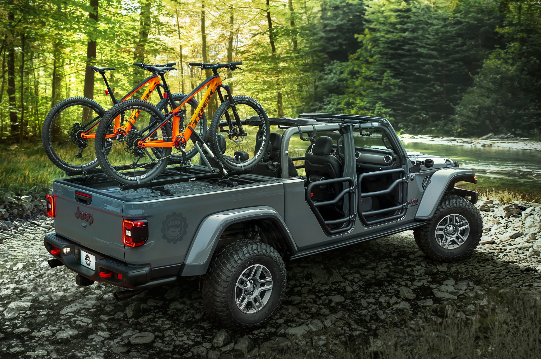 Jeep Performance Parts >> Mopar Accessorizes The 2020 Gladiator With Jeep Performance