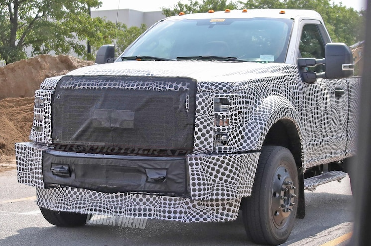2020 Ford F 450 Super Duty Front Grille