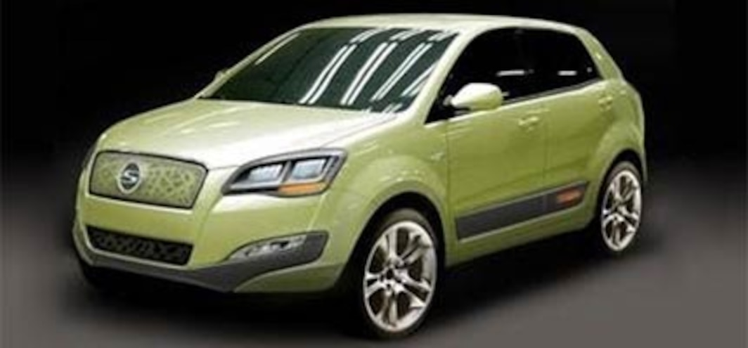 Korean Automaker SsangYong Plans New Crossover Debut In 2009 Seoul Motor Show