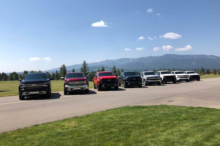 First Drive Preview – 2019 Chevrolet Silverado 1500