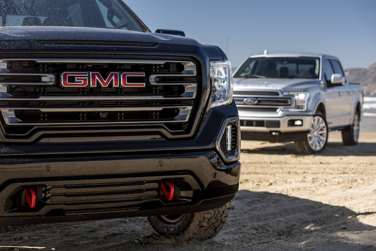 2019 Pickup Truck of the Year Specifications as Tested #PTOTY19