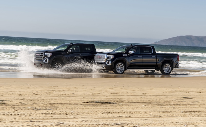 014 2019 Pickup Truck Of The Year Truck Pairs