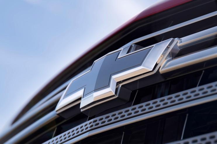 2018 Chevrolet Traverse RS Bowtie