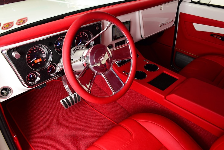 1968 Chevrolet Tahoe Concept One Off Ghoesst Interior