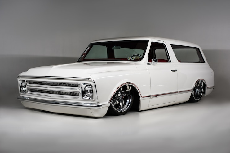 1968 Chevrolet Tahoe Concept One Off Ghoesst