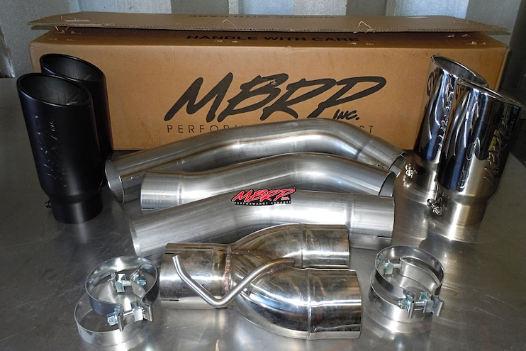 Unexpected Upgrades MBRP Exhaust 04
