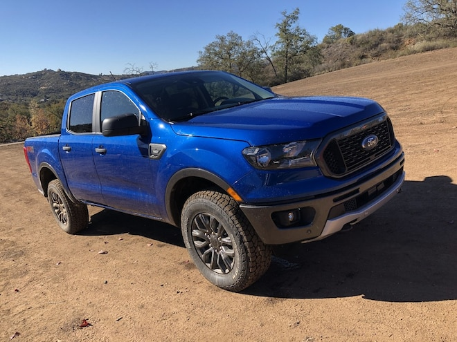 001 2019 Ford Ranger First Drive Extra