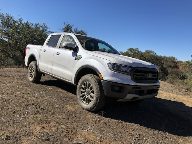 006 2019 Ford Ranger First Drive Extra