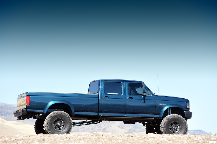 027 1997 Ford F 350