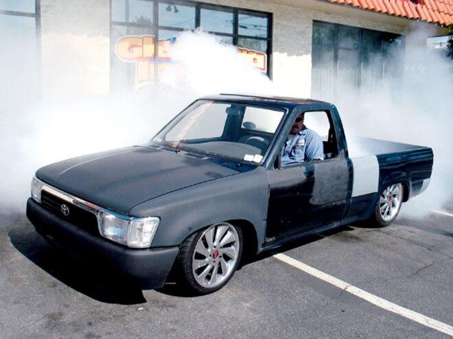 Toyota Pickup Performance - LC Engineering - EFI Power